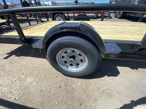"2020 Karavan Trailers 13' X 82"" UTILITY TRAILER in Elk Grove, California - Photo 9"