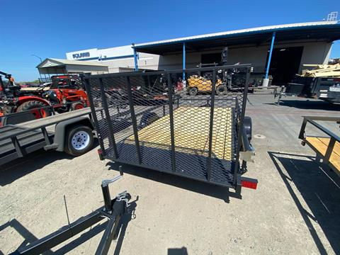 "2020 Karavan Trailers 13' X 82"" UTILITY TRAILER in Elk Grove, California - Photo 12"
