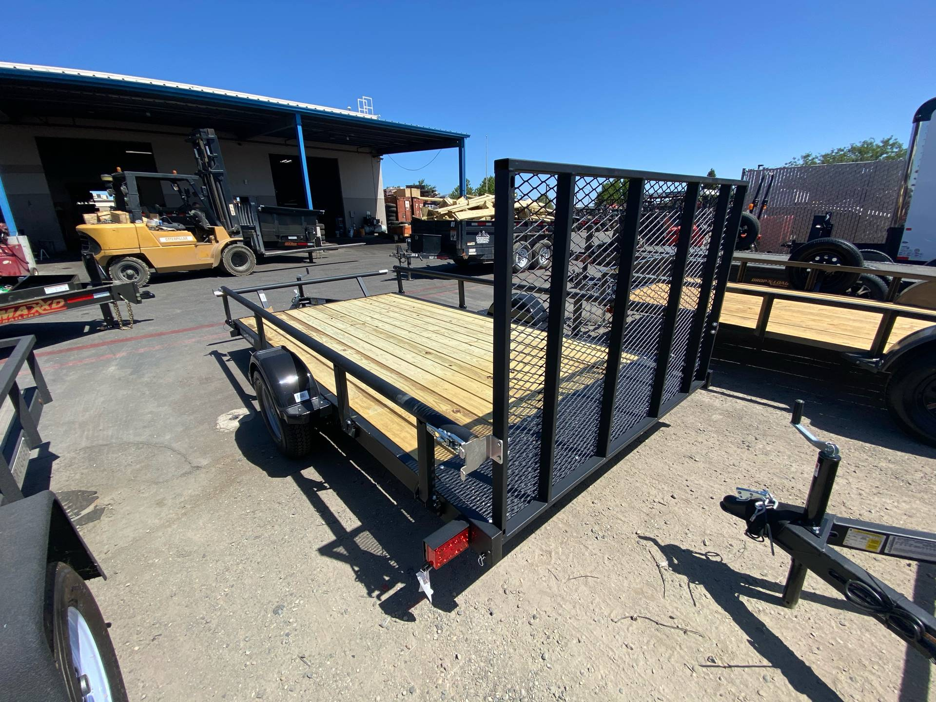 "2020 Karavan Trailers 13' X 82"" UTILITY TRAILER in Elk Grove, California - Photo 13"