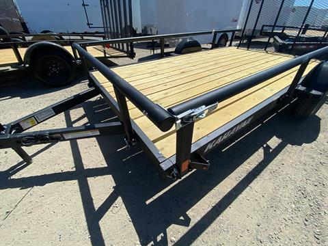 "2020 Karavan Trailers 13' X 82"" UTILITY TRAILER in Elk Grove, California - Photo 14"
