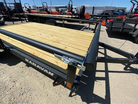 "2020 Karavan Trailers 13' X 82"" UTILITY TRAILER in Elk Grove, California - Photo 15"