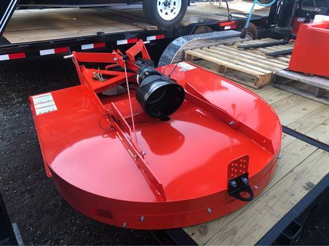 "2019 KIOTI LOW HORSEPOWER 60"" SINGLE-SPINDLE CUTTER in Elk Grove, California - Photo 5"