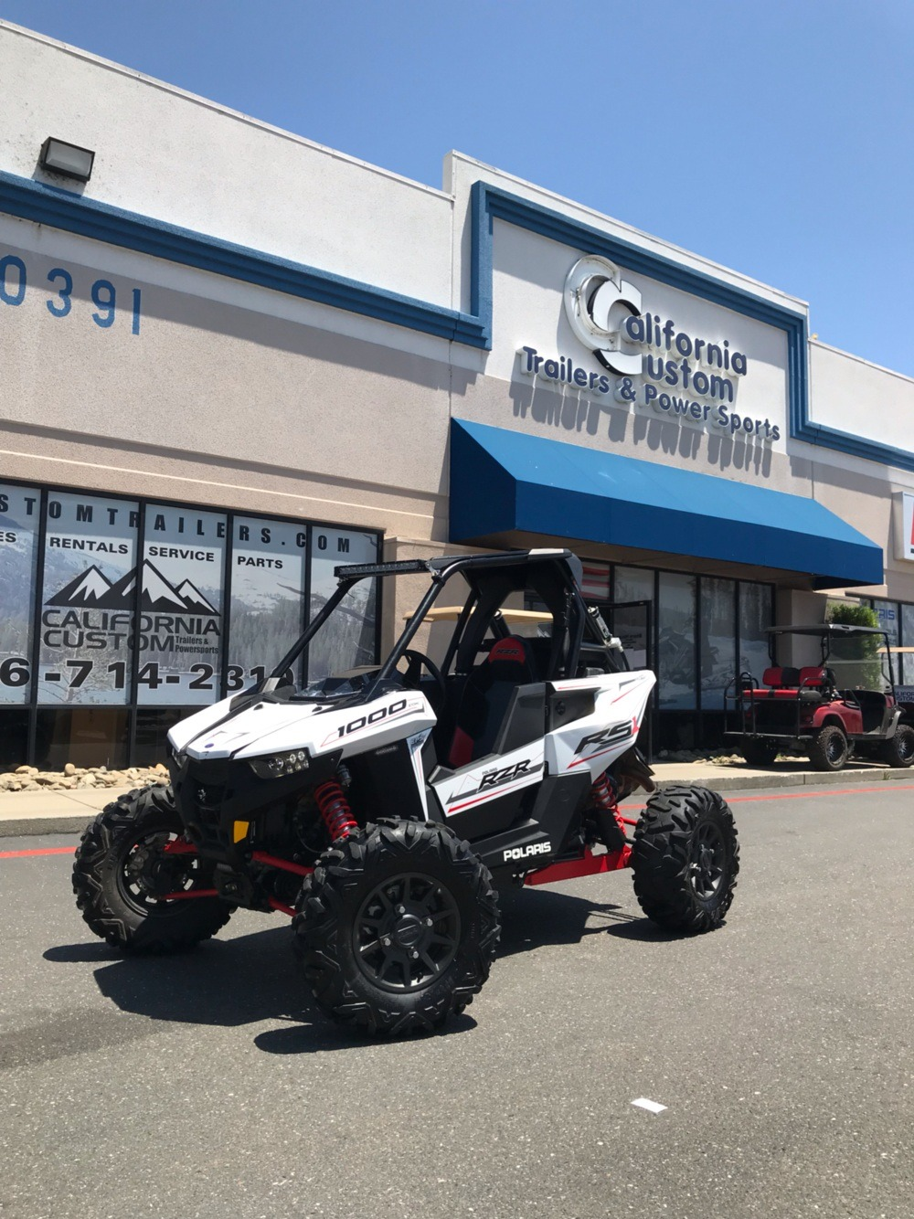 2018 Polaris RZR RS1 in Elk Grove, California - Photo 1
