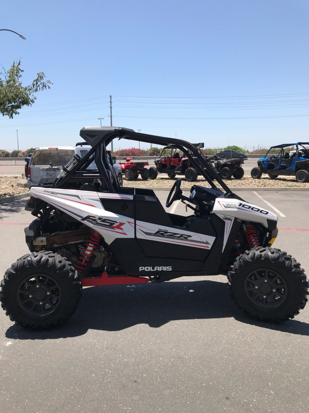 2018 Polaris RZR RS1 in Elk Grove, California - Photo 6