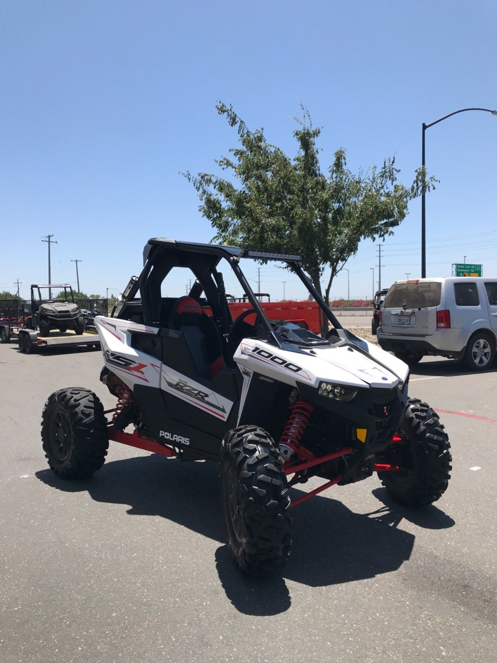 2018 Polaris RZR RS1 in Elk Grove, California - Photo 7