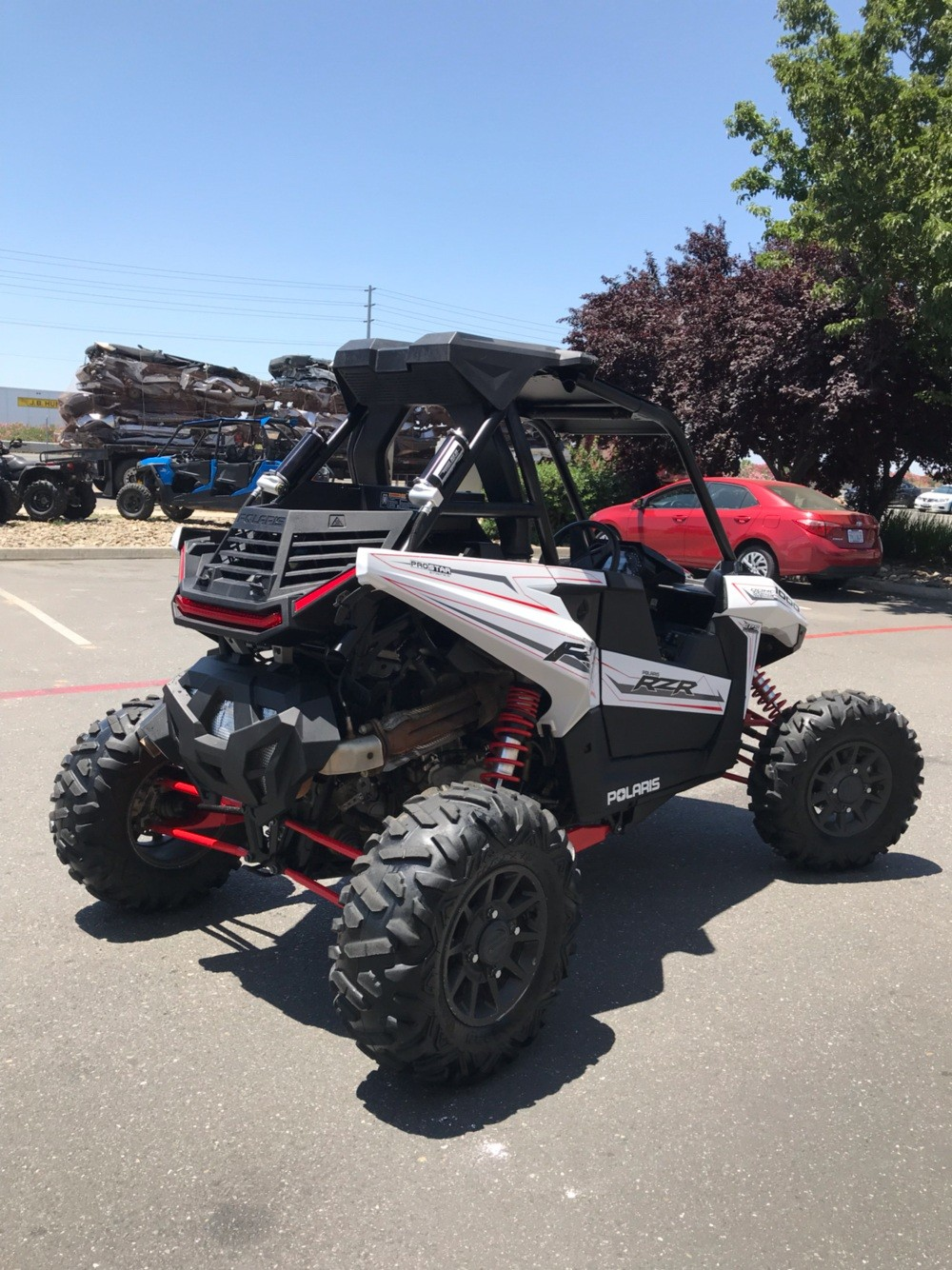 2018 Polaris RZR RS1 in Elk Grove, California - Photo 5