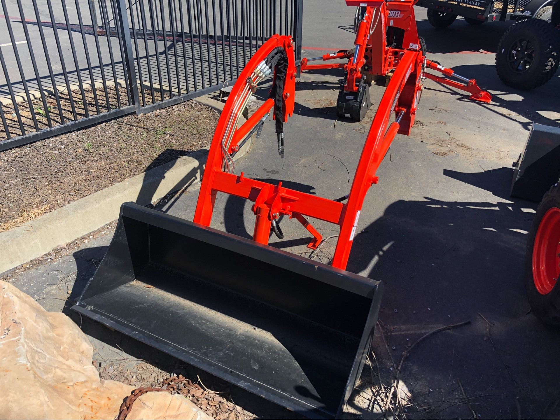 2018 KIOTI LOADER SUBCOMPACT SL2410 in Elk Grove, California - Photo 3