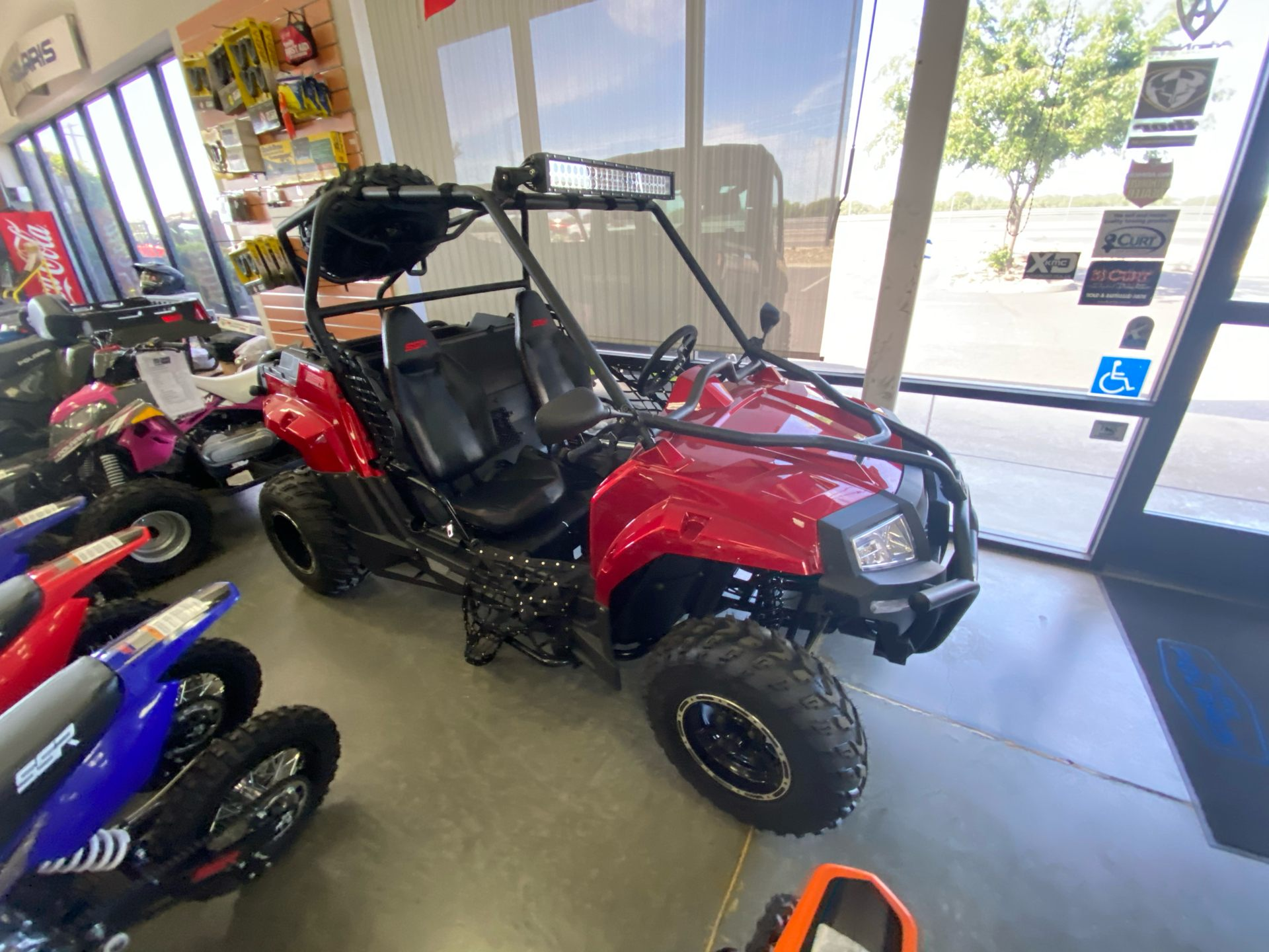 2018 SSR Motorsports SRU170RS in Elk Grove, California - Photo 5