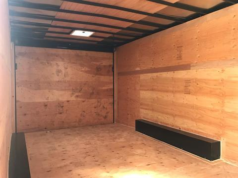 2019 TNT Trailer, LLC 18' X 8.5' TA CARGO TRAILER in Elk Grove, California