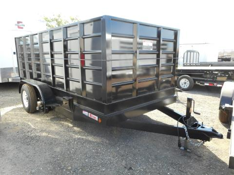 2016 Carson Trailer 7x14 HD Dump in Elk Grove, California