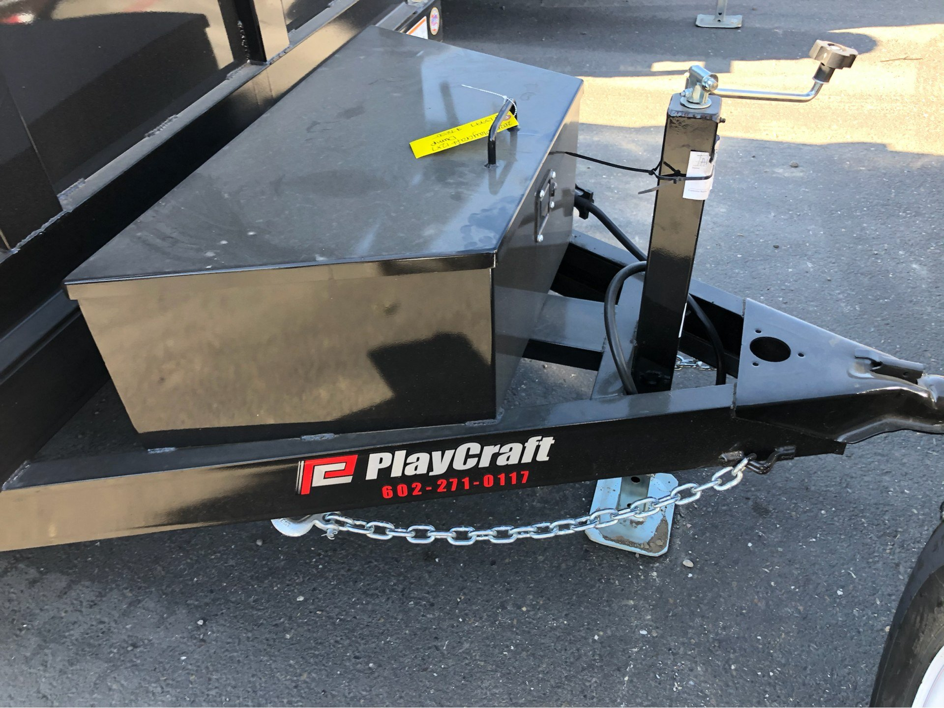 "2020 PLAYCRAFT TRAILERS 12' X 83"" DUMP TRAILER in Elk Grove, California - Photo 2"
