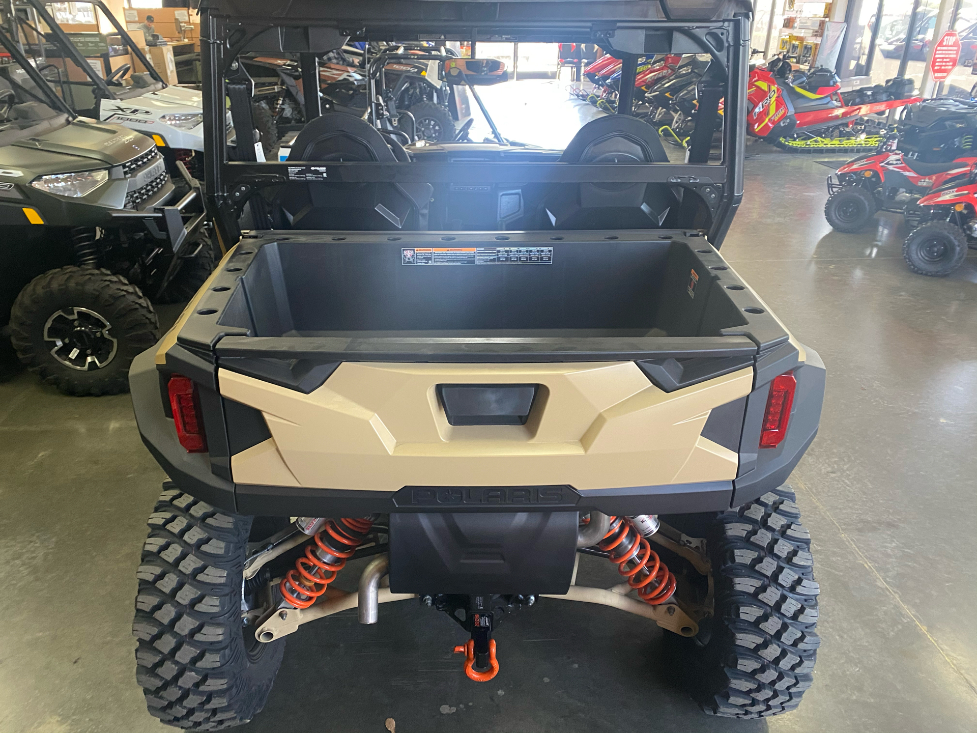 2021 Polaris General XP 1000 Deluxe Ride Command in Elk Grove, California - Photo 10
