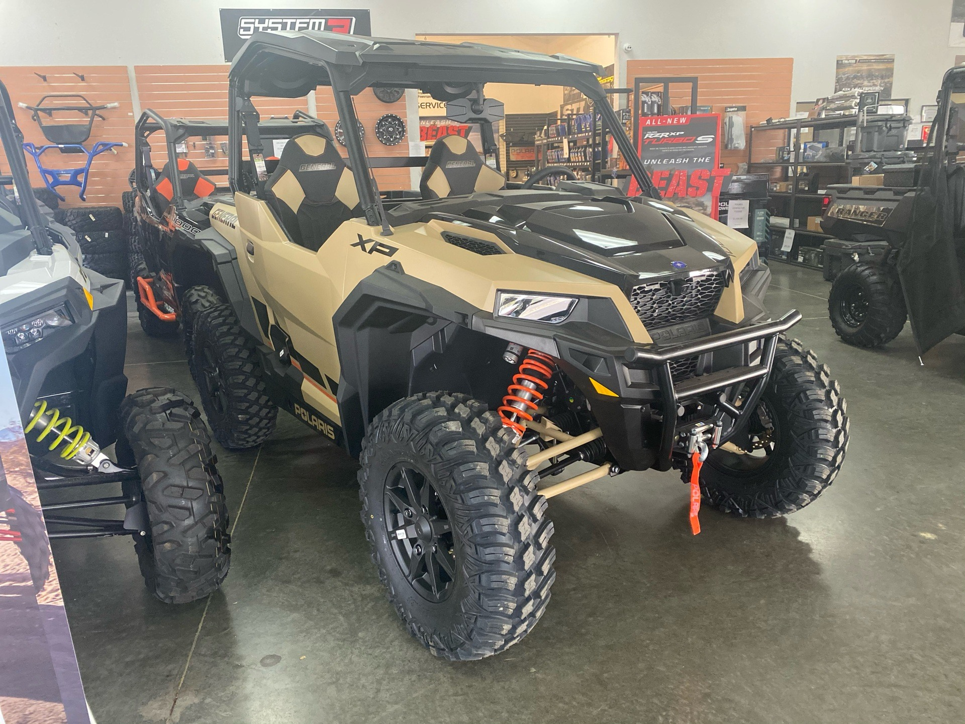 2021 Polaris General XP 1000 Deluxe Ride Command in Elk Grove, California - Photo 14