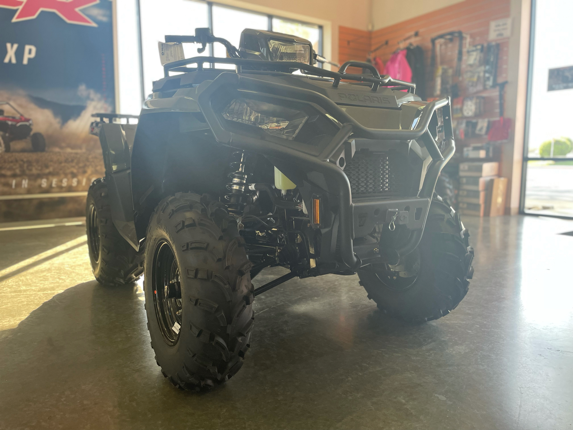 2021 Polaris Sportsman 450 H.O. Utility Package in Elk Grove, California - Photo 2