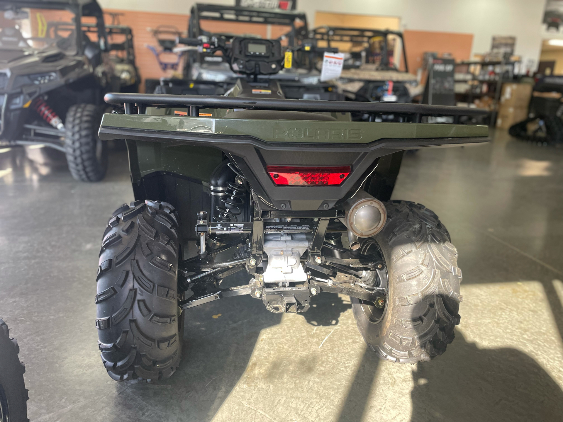 2021 Polaris Sportsman 450 H.O. Utility Package in Elk Grove, California - Photo 3