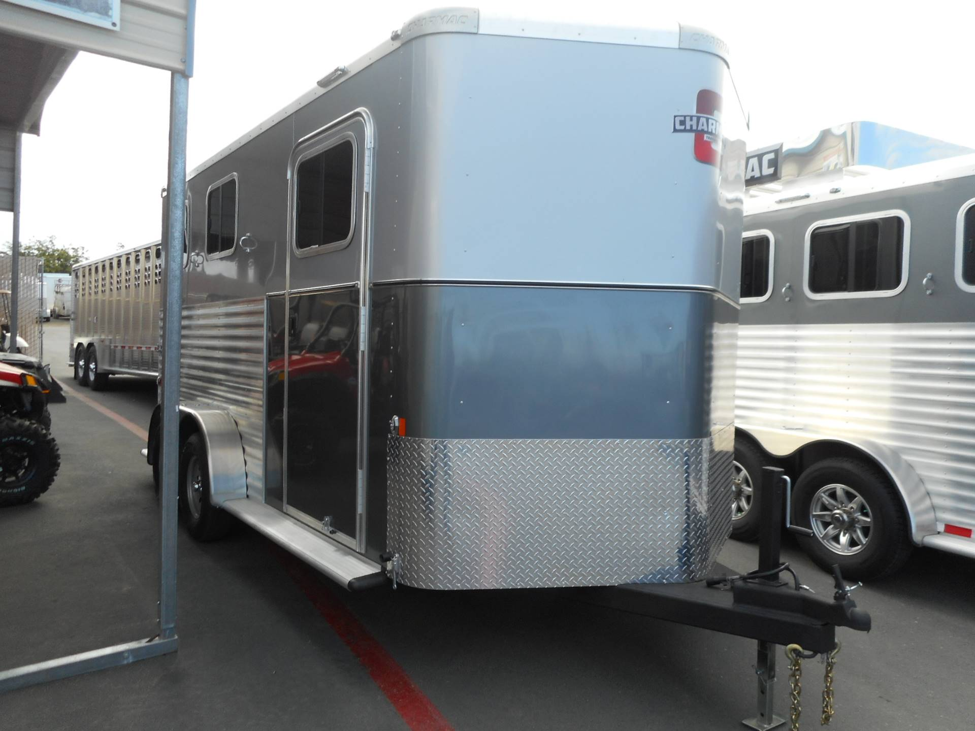 2017 Charmac Trailers Outlaw 2h in Elk Grove, California