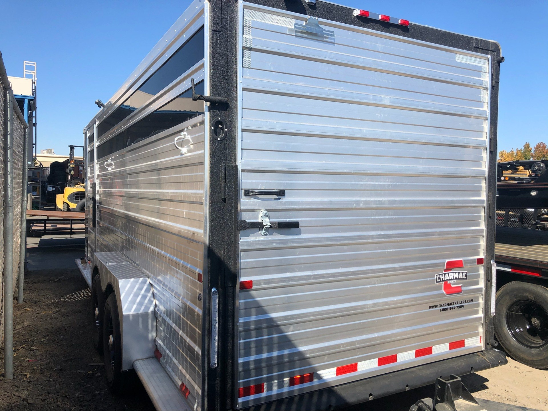 2019 Charmac Trailers 20' RANCHER GN in Elk Grove, California - Photo 15