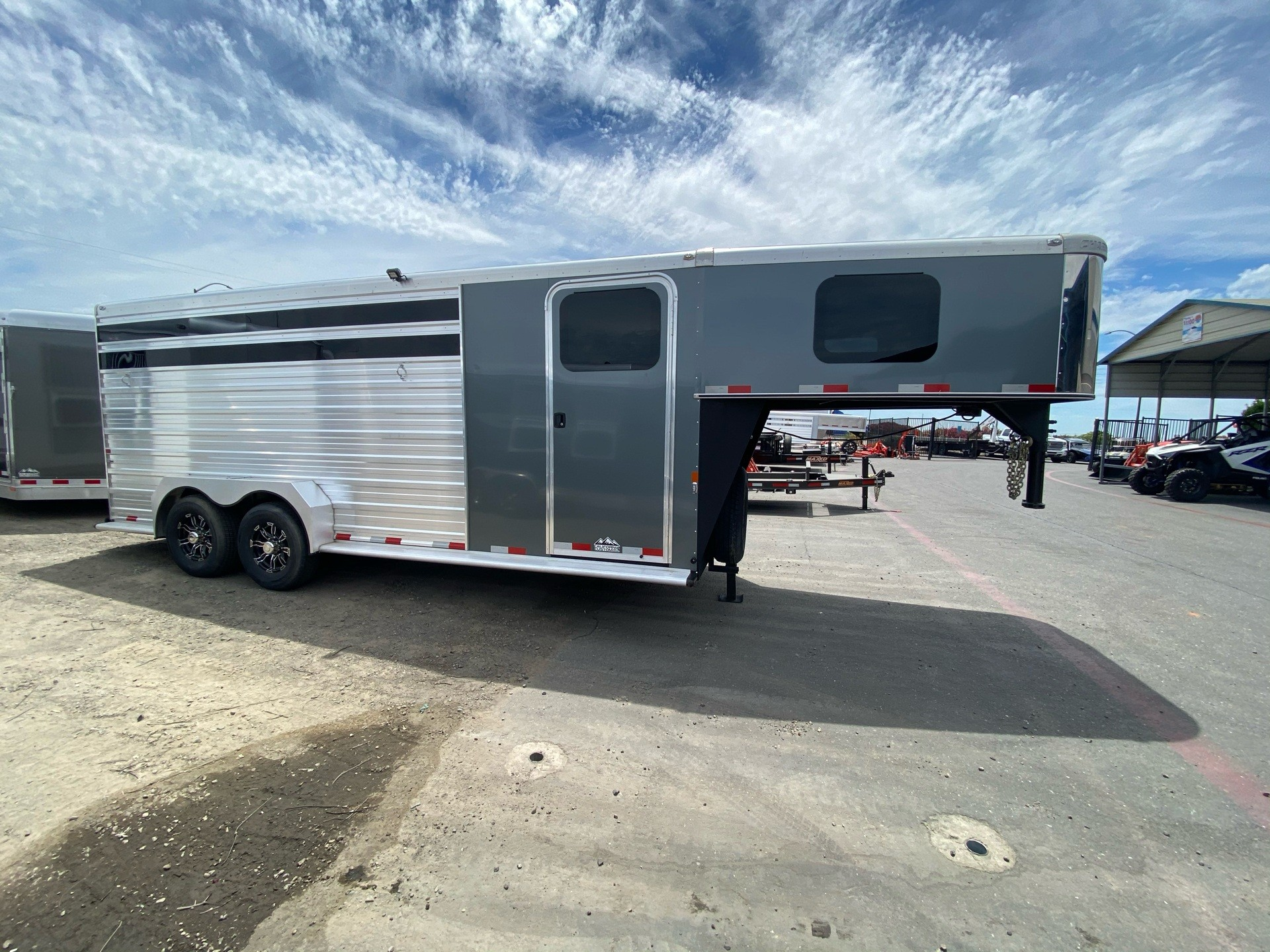 2019 Charmac Trailers 20' RANCHER GN in Elk Grove, California - Photo 18