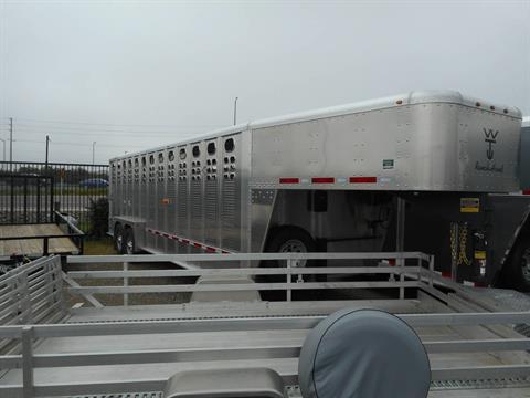 2017 Wilson Trailer - Manufacturers 24' Ranch Hand in Elk Grove, California