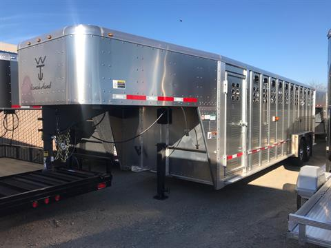 2018 Wilson Trailer - Manufacturers 24' Ranch Hand in Elk Grove, California