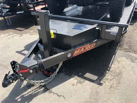 "2019 MAXXD TRAILERS 24' X 80"" 10K DROP-N-LOAD in Elk Grove, California - Photo 8"