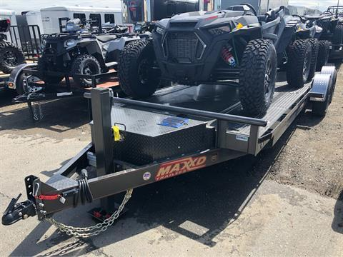 "2019 MAXXD TRAILERS 24' X 80"" 10K DROP-N-LOAD in Elk Grove, California - Photo 11"