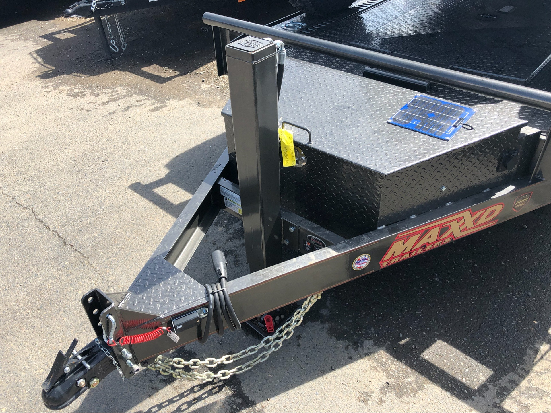 "2019 MAXXD TRAILERS 24' X 80"" 10K DROP-N-LOAD in Elk Grove, California - Photo 9"