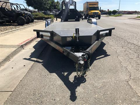 "2018 MAXXD TRAILERS 24' X 83"" 5"" TUBING CARHAULER in Elk Grove, California"