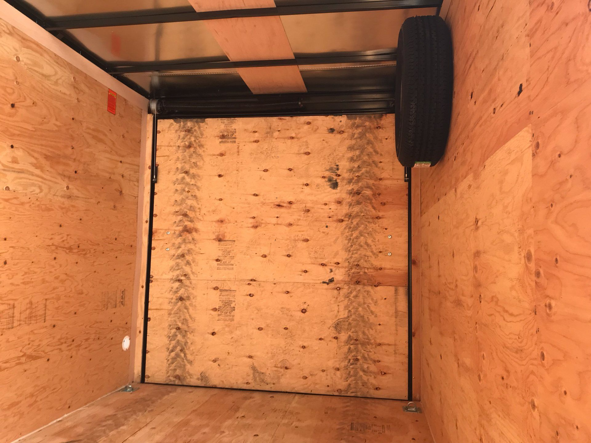 2019 TNT Trailer, LLC 14' X 7' TA CARGO TRAILER in Elk Grove, California - Photo 5