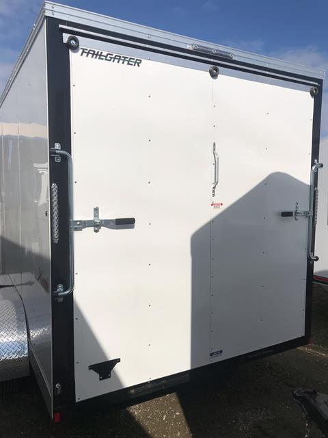 2019 TNT Trailer, LLC 14' X 7' TA CARGO TRAILER in Elk Grove, California - Photo 7