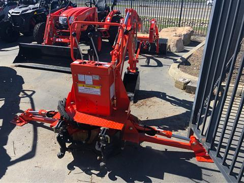 2018 KIOTI SB2410L BACKHOE SUBCOMPACT in Elk Grove, California