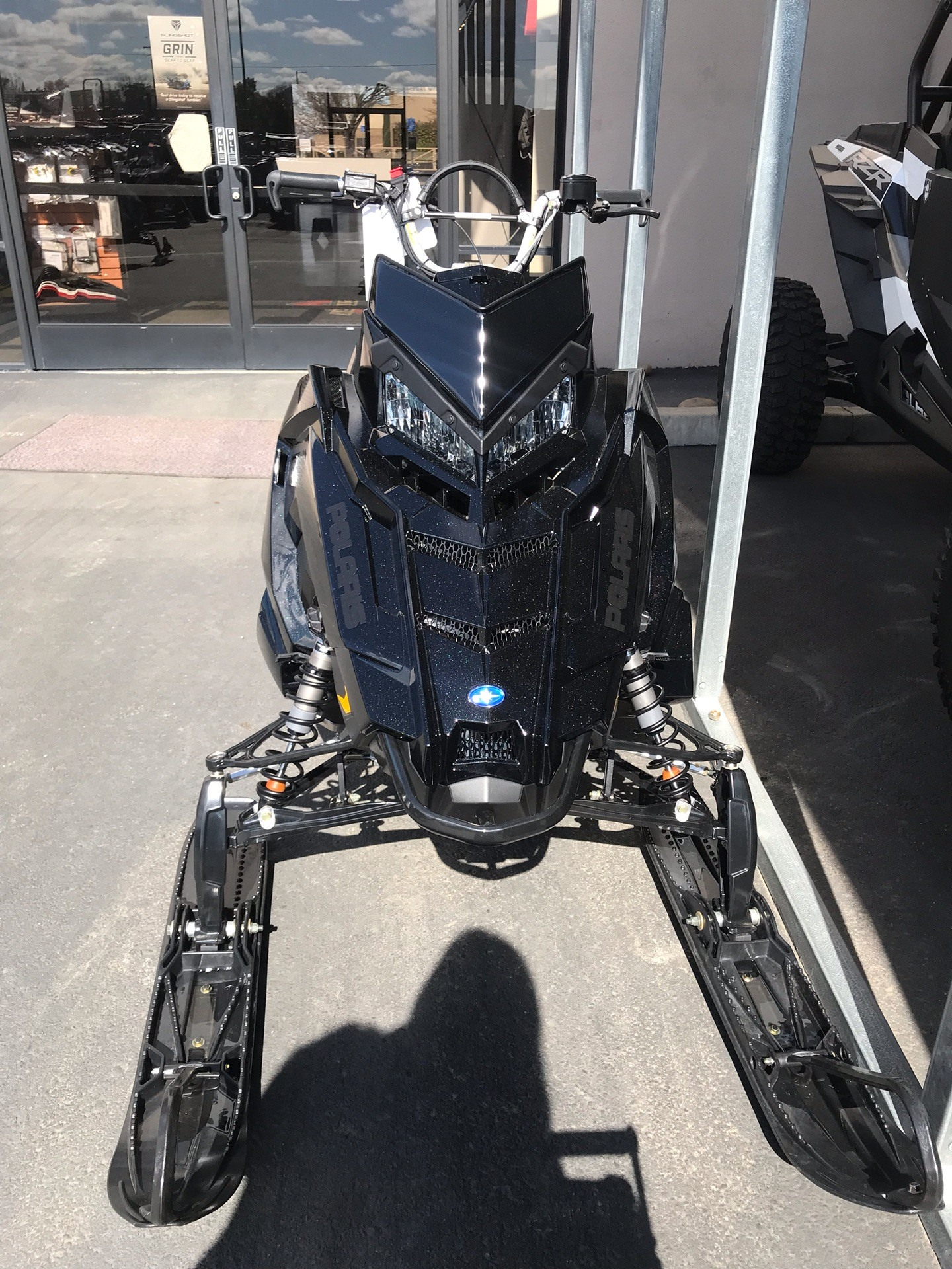 2019 Polaris 800 PRO-RMK 155 SnowCheck Select 3.0 in Elk Grove, California - Photo 2