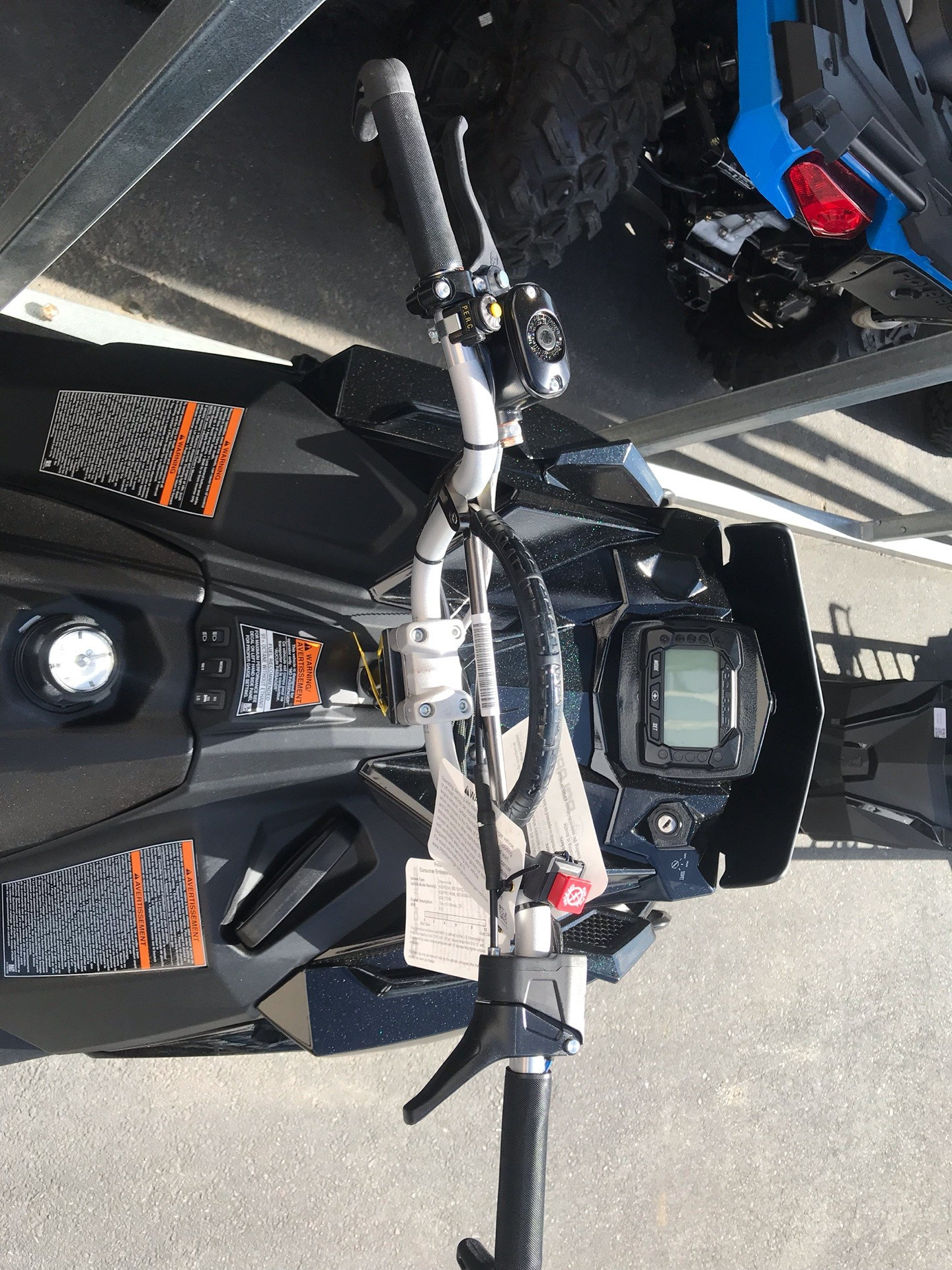 2019 Polaris 800 PRO-RMK 155 SnowCheck Select 3.0 in Elk Grove, California - Photo 5