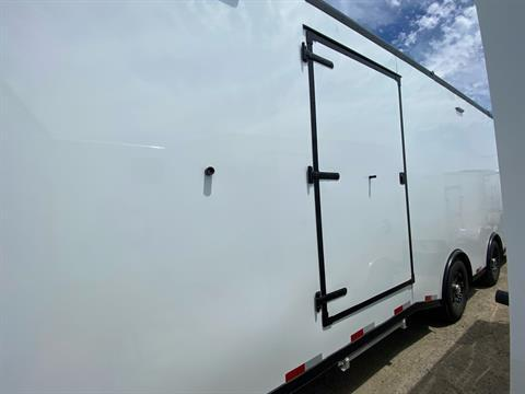 "2020 Charmac Trailers 32' X 100""  LEGEND RACE TRAILER in Elk Grove, California - Photo 6"