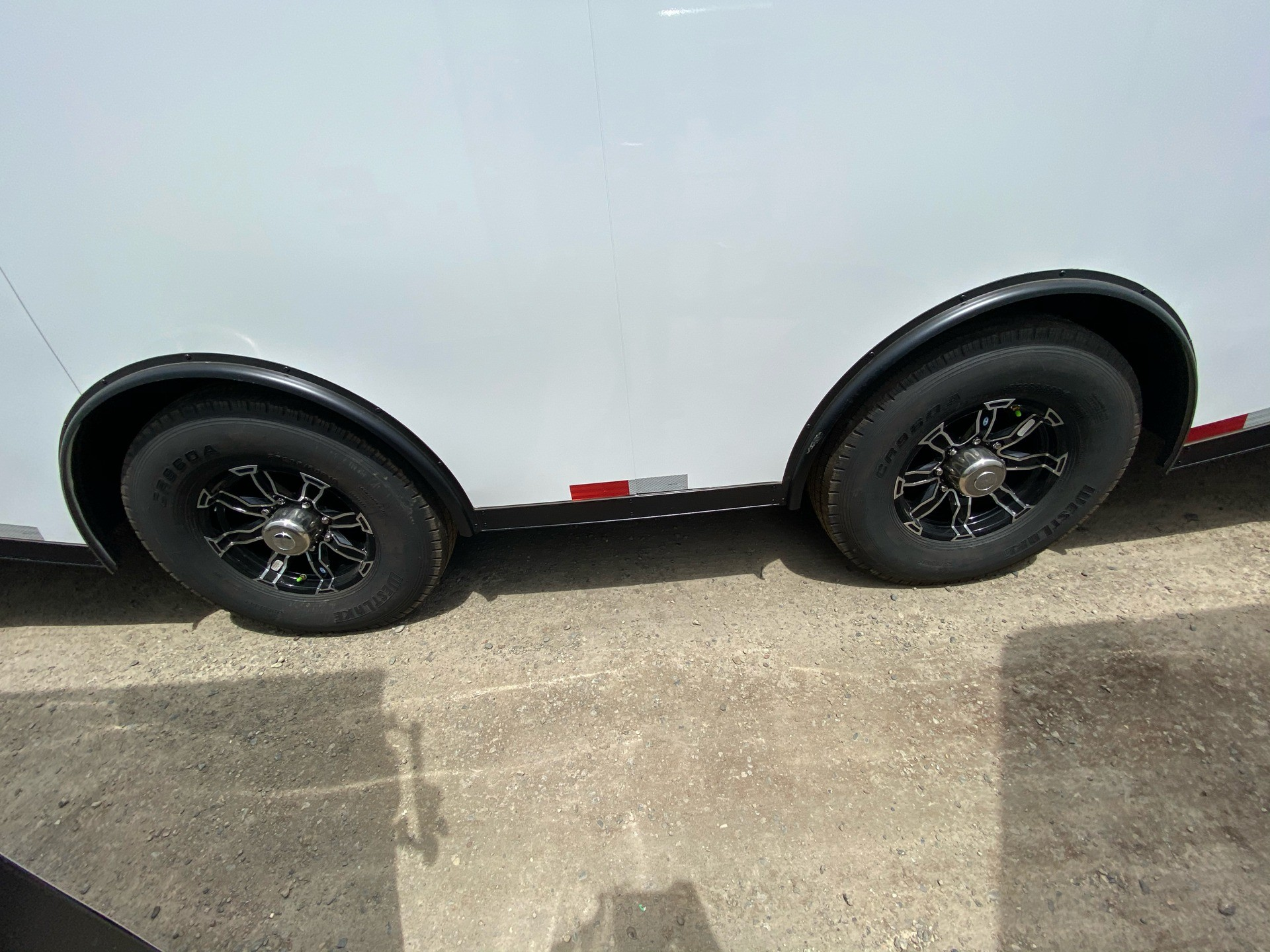 "2020 Charmac Trailers 32' X 100""  LEGEND RACE TRAILER in Elk Grove, California - Photo 9"