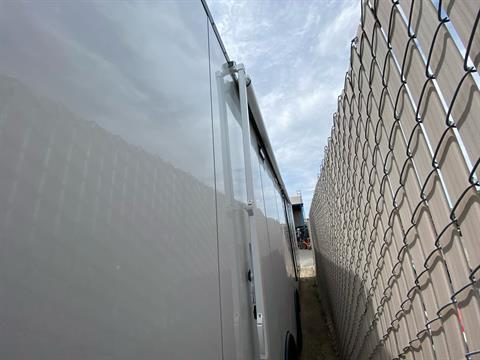 "2020 Charmac Trailers 32' X 100""  LEGEND RACE TRAILER in Elk Grove, California - Photo 11"