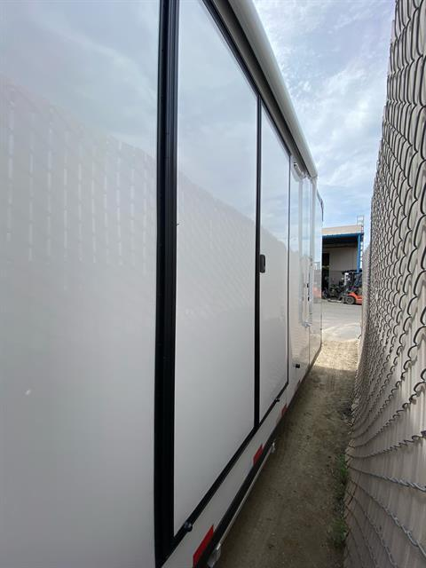 "2020 Charmac Trailers 32' X 100""  LEGEND RACE TRAILER in Elk Grove, California - Photo 12"