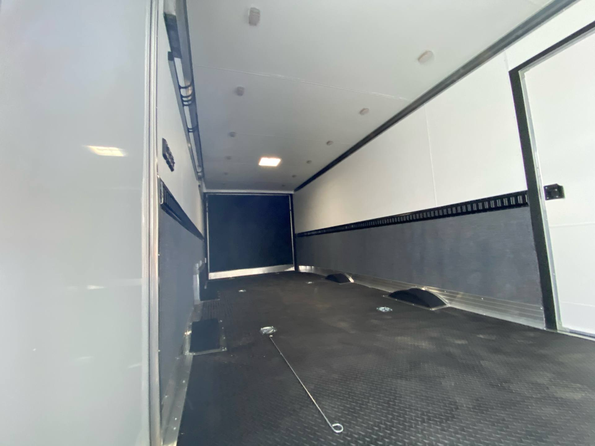 "2020 Charmac Trailers 32' X 100""  LEGEND RACE TRAILER in Elk Grove, California - Photo 17"
