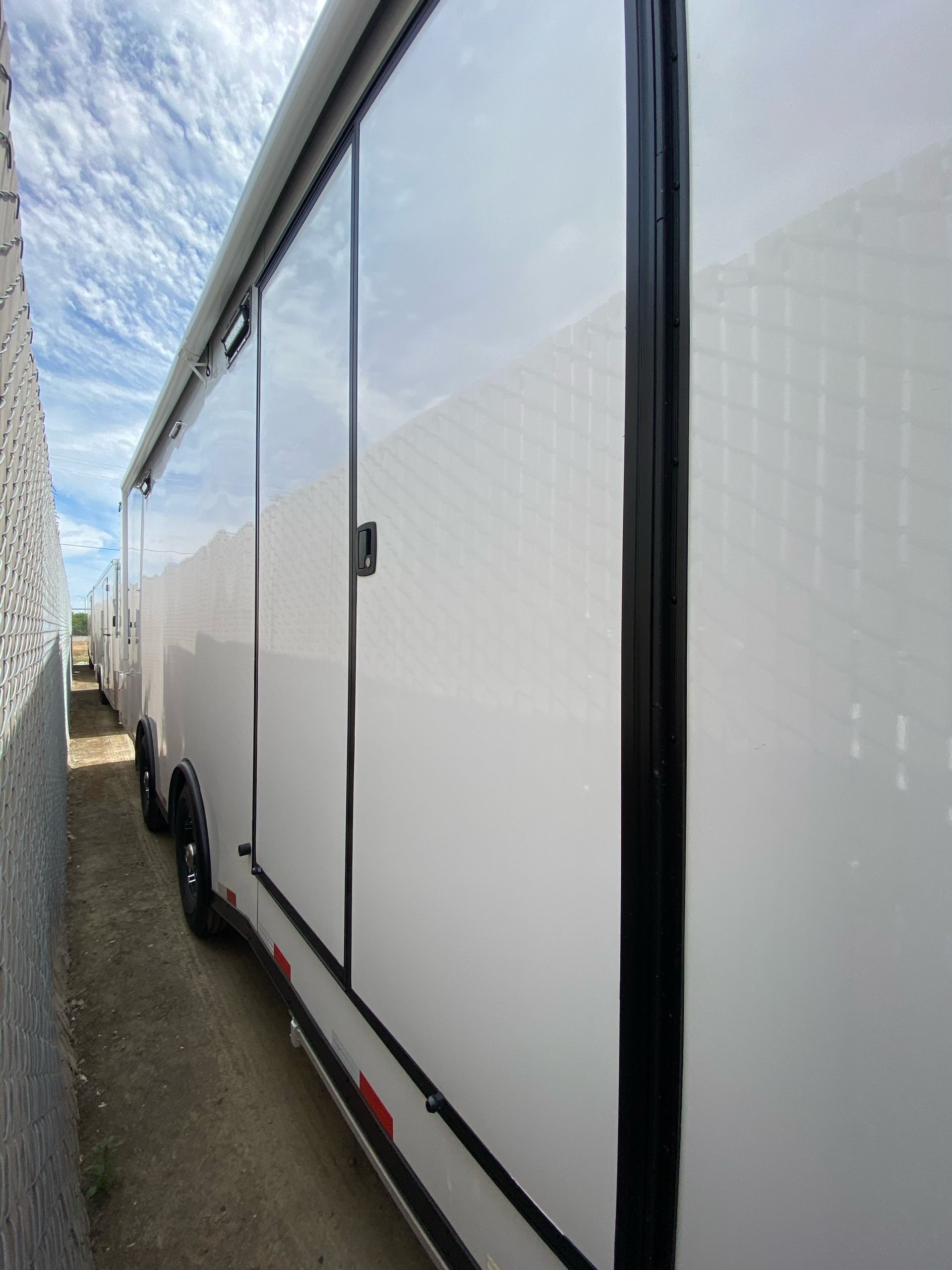 "2020 Charmac Trailers 32' X 100""  LEGEND RACE TRAILER in Elk Grove, California - Photo 18"