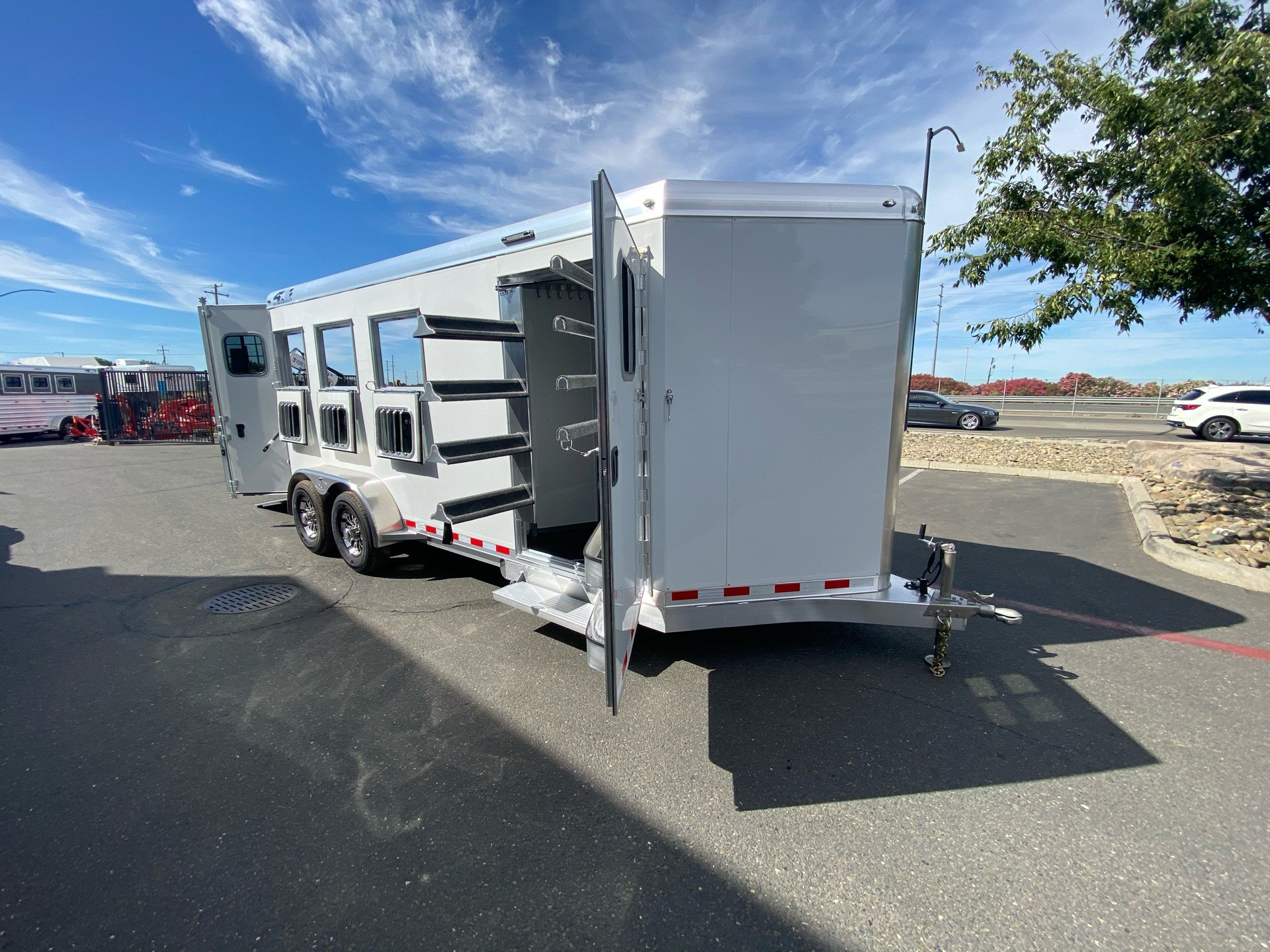 2021 4-STAR TRAILERS 3H RUNABOUT SLANT LOAD in Elk Grove, California - Photo 1