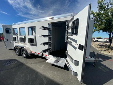 2021 4-STAR TRAILERS 3H RUNABOUT SLANT LOAD in Elk Grove, California - Photo 2