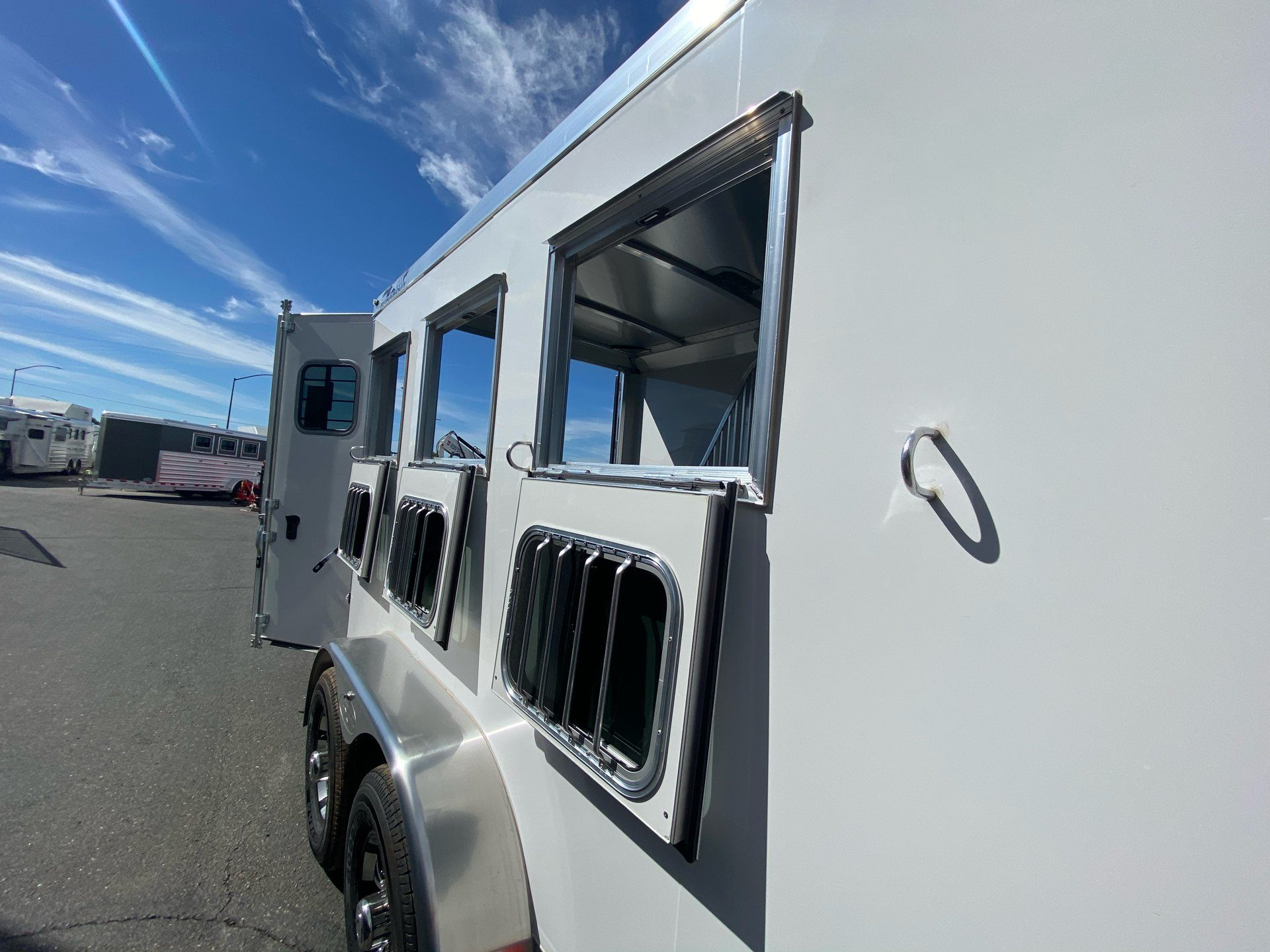 2021 4-STAR TRAILERS 3H RUNABOUT SLANT LOAD in Elk Grove, California - Photo 8