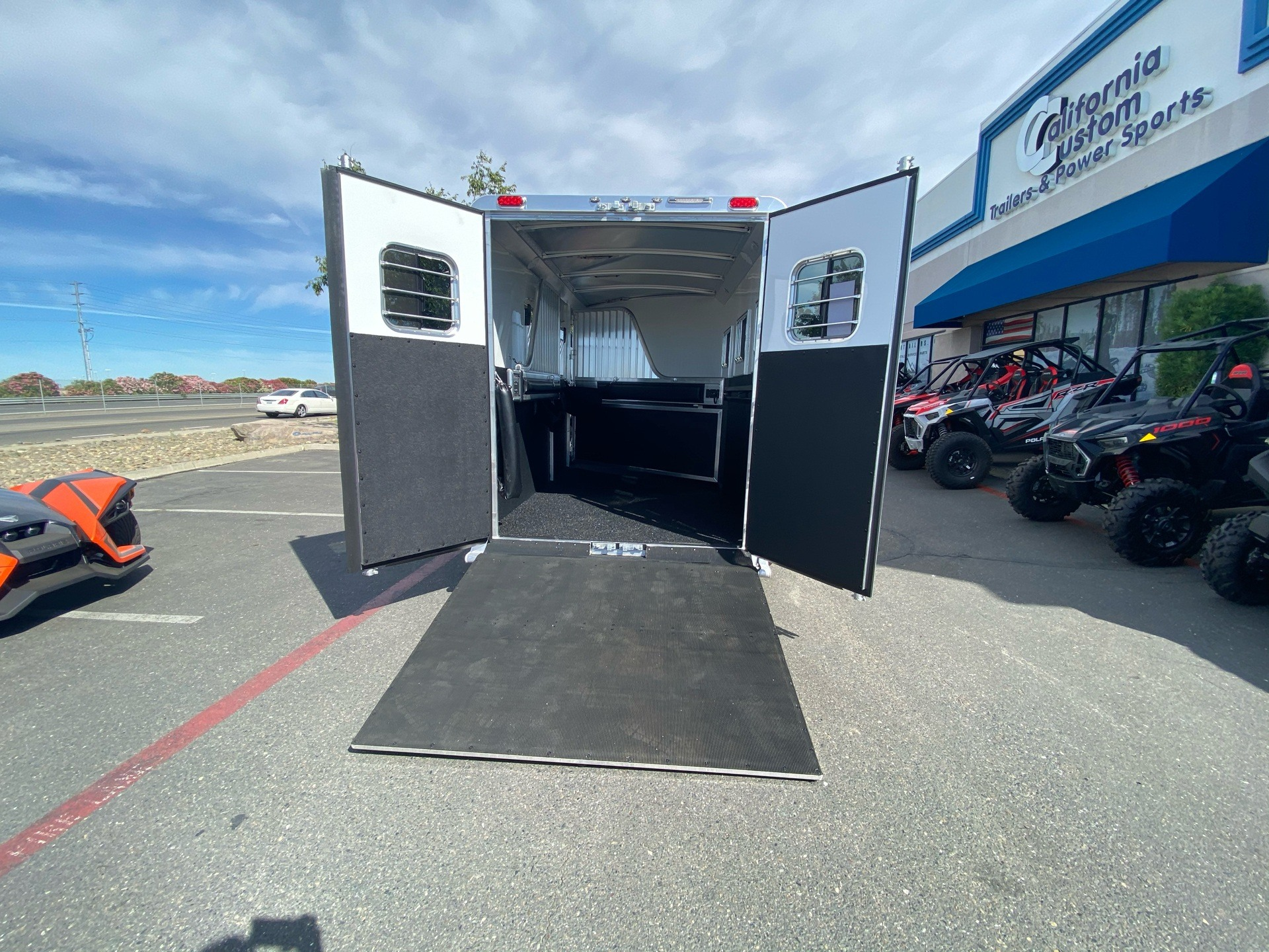 2021 4-STAR TRAILERS 3H RUNABOUT SLANT LOAD in Elk Grove, California - Photo 10