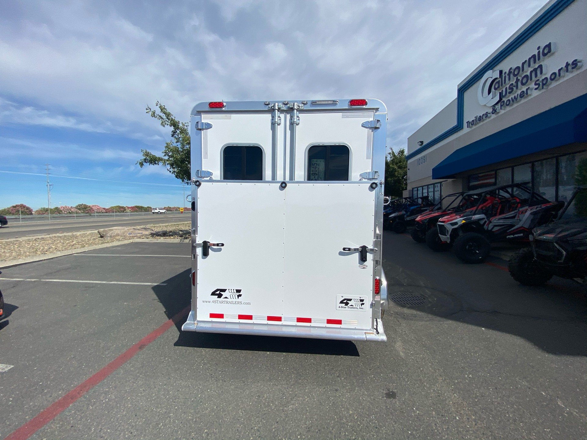 2021 4-STAR TRAILERS 3H RUNABOUT SLANT LOAD in Elk Grove, California - Photo 18