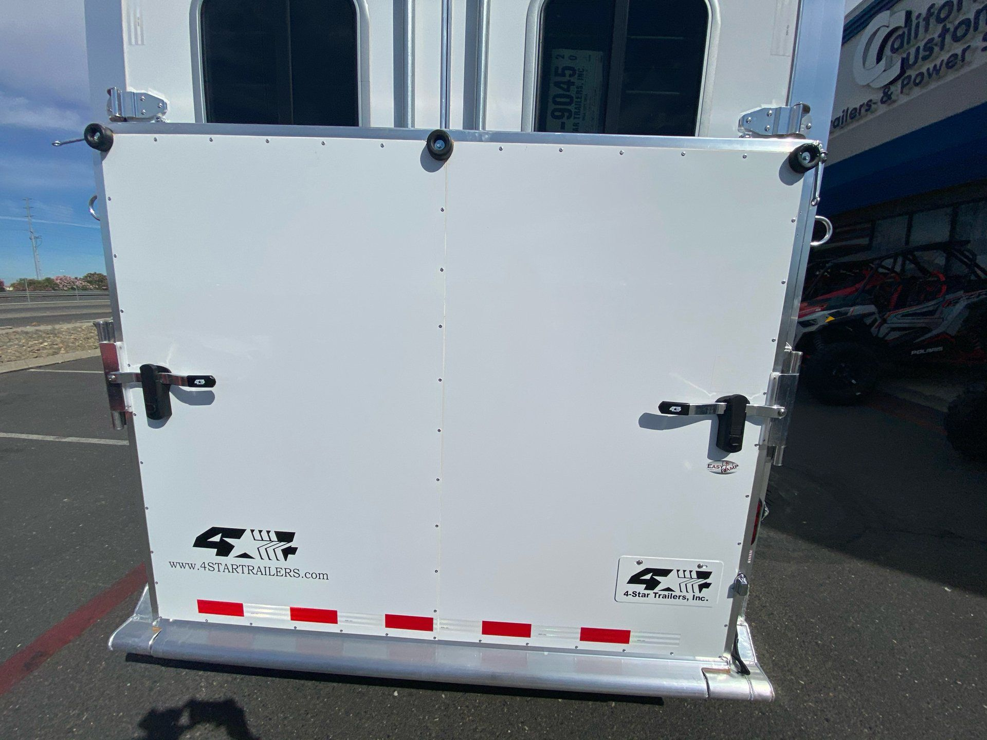 2021 4-STAR TRAILERS 3H RUNABOUT SLANT LOAD in Elk Grove, California - Photo 19