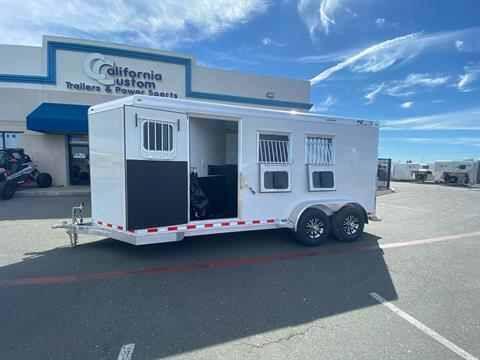 2021 4-STAR TRAILERS 3H RUNABOUT SLANT LOAD in Elk Grove, California - Photo 20