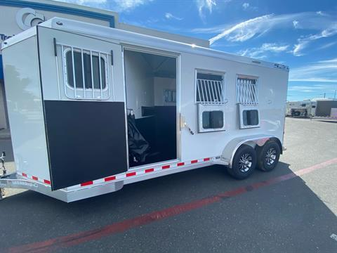 2021 4-STAR TRAILERS 3H RUNABOUT SLANT LOAD in Elk Grove, California - Photo 23
