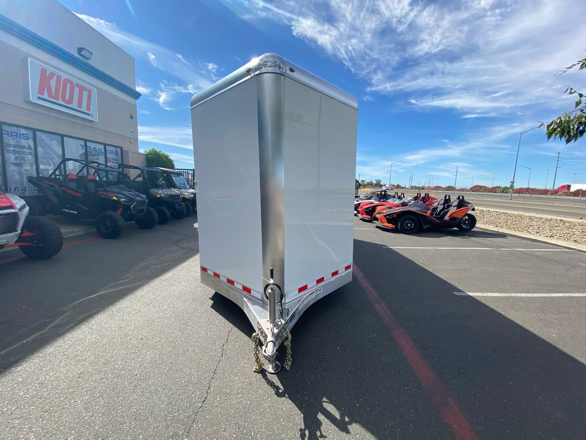 2021 4-STAR TRAILERS 3H RUNABOUT SLANT LOAD in Elk Grove, California - Photo 32