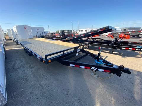 "2021 PJ Trailers 20' MED. DUTY DECKOVER 6"" CHANNEL in Elk Grove, California - Photo 4"