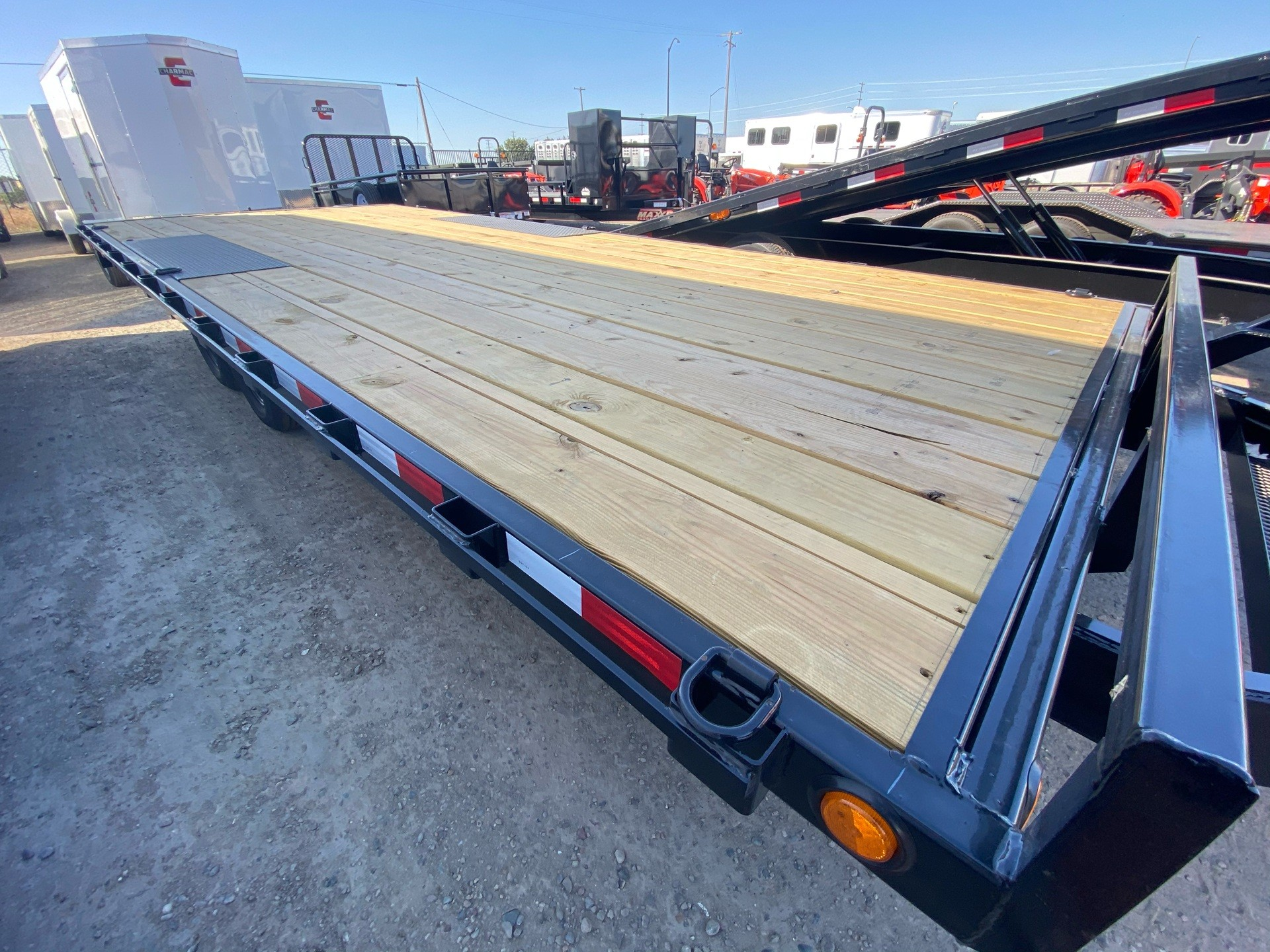 "2021 PJ Trailers 20' MED. DUTY DECKOVER 6"" CHANNEL in Elk Grove, California - Photo 6"